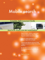 Mobile search Complete Self-Assessment Guide