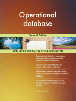 Operational database Second Edition