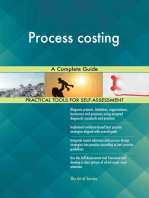 Process costing A Complete Guide