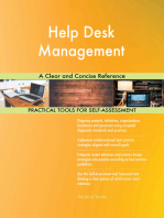 Help Desk Management A Clear and Concise Reference