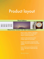 Product layout Third Edition