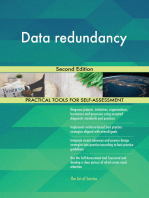 Data redundancy Second Edition