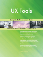 UX Tools Complete Self-Assessment Guide
