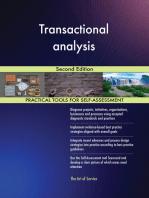 Transactional analysis Second Edition