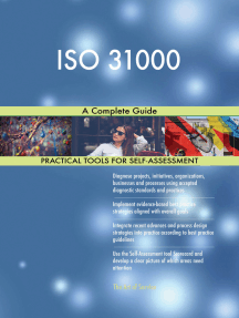 ISO 31000 A Complete Guide