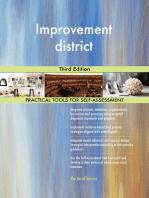 Improvement district Third Edition