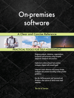 On-premises software A Clear and Concise Reference