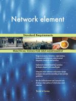 Network element Standard Requirements