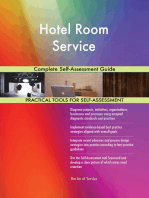 Hotel Room Service Complete Self-Assessment Guide
