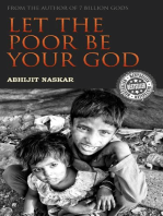 Let the Poor be Your God