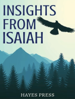 Insights from Isaiah