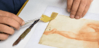 How To Get Scotch Tape Off Of A Work Of Art