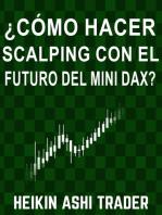 ¿Cómo hacer scalping con el futuro del mini DAX?