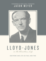Lloyd-Jones on the Christian Life (Foreword by Sinclair B. Ferguson)