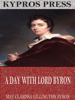 A Day with Lord Byron