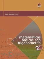 Matemáticas básicas con trigonometría 2 Edición