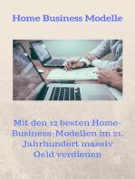 Home Business Modelle