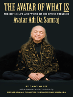 The Avatar of What Is
