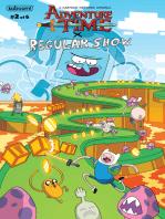 Adventure Time Regular Show #2