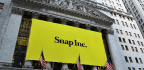 Snap Inc. Launches Accelerator Program To Invest In Media Start-ups