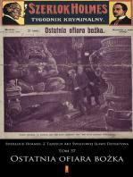 Sherlock Holmes. Z Tajnych Akt Światowej Sławy Detektywa: Tom 37: Ostatnia ofiara bożka