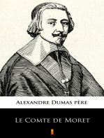 Le Comte de Moret