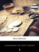 Champion of Lost Causes