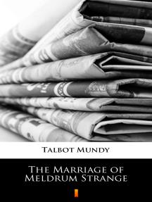 The Marriage of Meldrum Strange