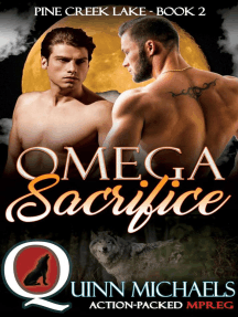 Omega Sacrifice: Pine Creek Lake, #2