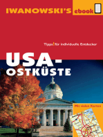 USA-Ostküste - Reiseführer von Iwanowski