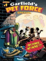 Garfield Pet Force 2013 Special