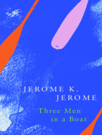 Three Men in a Boat (Legend Classics)