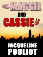 Maggie and Cassie