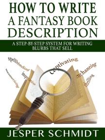 How to Write a Fantasy Book Description: Writer Resources, #3