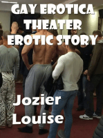 Gay Erotica Theater Erotic Story