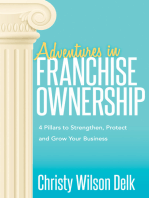 Adventures in Franchise Ownership