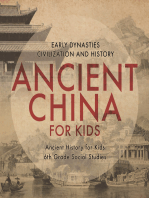 Ancient China for Kids - Early Dynasties, Civilization and History | Ancient History for Kids | 6th Grade Social Studies