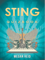 Sting: The Quiz Book from The Police about Dune to the Grammy Awards