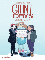 Giant Days 2017 Special