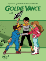 Goldie Vance #12
