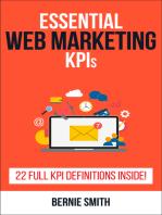 Essential Web Marketing KPIs