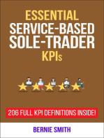 Essential Service-Based Sole-Trader KPIs