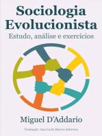 Sociologia Evolucionista: Estudo, análise e exercícios