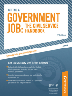 Getting a Government Job