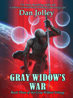 Gray Widow's War (The Gray Widow Trilogy Book 3)
