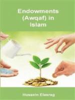 Endowments in Islam