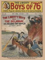 The Liberty Boys on the Delaware; or Holding Fort Mifflin