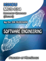 MCS-034: Software Engineering