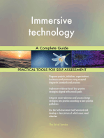 Immersive technology A Complete Guide
