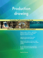 Production drawing Complete Self-Assessment Guide